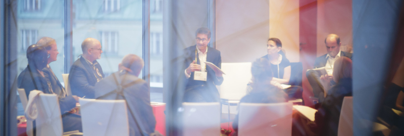 Falling Walls Circle Table: Innovation in Biotech in Europe and Germany